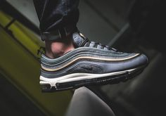 Thi Nike Air Max 97 Comes With Wool Accents