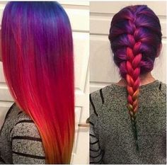 Imagem através do We Heart It #beauty #black #blond #braids #brown #curly #curlyhair #hair #hairdye #hairstyle #hairstyles #long #salon #straighthair #styles #cosmetologist #weddinghairstyle #quincehairstyles #beautiful_teens #fashion.hairdos #dye.updo #ombre