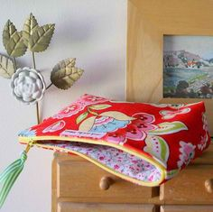 There are plenty of uses for all of those extra fabric scraps!