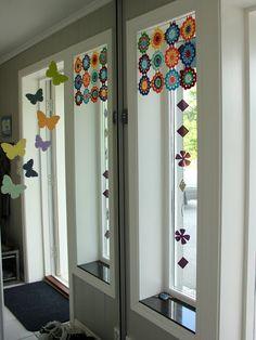 sonjafraasunnfjord - I love these window dressings - bedroom?