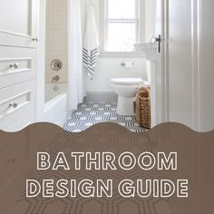 The power of thoughtful space planning is essential when designing a bathroom. Top Knobs offers floor plans and design guides to help create a perfect balance between functionality and aesthetic in your bathroom. Knobs And Handles, Cabinet Hardware, Kitchen And Bath, Bath Mat, Floor Plans, Flooring, How To Plan, Space, Bathroom