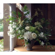 Kate and Jonny, Farnley Tyas - flowers by Hedgerow