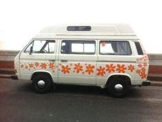Hippy Motors- so reminds me of Mrs. Burke