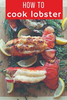 How to Boil, Broil and Grill Lobster | theinspiredhome.com
