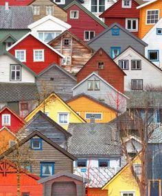 Hoe zou het zijn om in deze buurt te wonen?