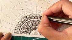 Easy Mandala Drawing, Mandala Doodle, Simple Mandala, Doodle Art Drawing, Mandala Sketch, Mandala Art Therapy, Mandala Art Lesson, Mandala Artwork, Mandala Painting