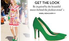 Get the look of the fashion muses. #look #fashion #style #tips #moda