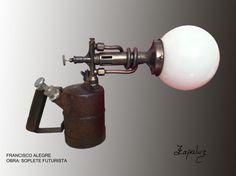 SOPLETE FUTURISTA  www.zapaluz.com