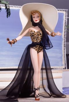 Day In The Sun™ Barbie® Doll | Barbie Collector
