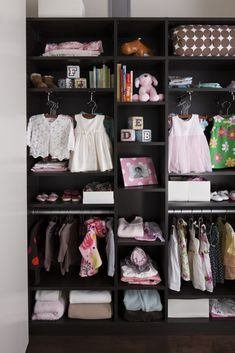 California Closets Twin Cities's Design, Pictures, Remodel, Decor and Ideas - page 7 California Closets, Baby Bedroom, Girls Bedroom, Kid Closet, Closet Ideas, Closet Space, Room Closet, Deco Kids, Kids Room Organization