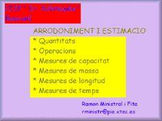 zonaClic - activitats - Arrodoniment i estimació