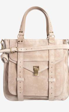 Proenza Schouler Nude Shoulder Bag