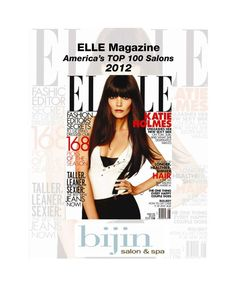 bijin...one of the top 100 salons in the nation!