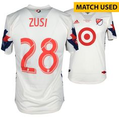 buy popular f1de3 3467b Graham Zusi Sporting Kansas City Fanatics Authentic Game-Used Cream Jersey  from the MLS All-Star Game vs. Juventus on August 1, 2018 - Size M