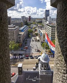 Rotterdam - Stadhuisplein