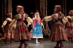 """Ballet """"La Source"""""""