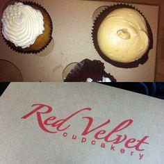 Red velvet cupcakery!!! DC