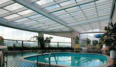 telhado de vidro retratil - Pesquisa Google
