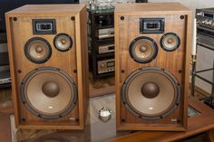 Pioneer CS-77A Vintage Speakers 1971