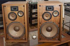 Pioneer CS-77A Vintage Speakers 1971
