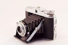 Agfa Isolette #photography