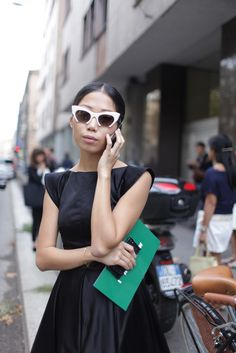 They Are Wearing: Fashion Month's Greatest Hits