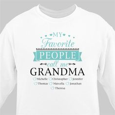 Wear your most loved people displayed on your sweatshirt with our Personalized My Favorite People with Banner Sweatshirt. Thoughtful Gifts For Her, Great Gifts For Mom, Word Art Design, Personalized Gifts For Her, Photo Editing Tools, Colorful Shirts, Banner, My Favorite Things, Sweatshirts