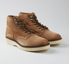 Freeman Mid Lace Boot from #Frye. Worn by the courageous and the cool, Frye continues to be recognized for timeless style and unparalleled quality.