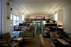 Mein Haus Am See   Brunnenstr. 197/198  Mitte, Berlin  Tel: 030 23883561  Open: 24h  * cafe * berlin