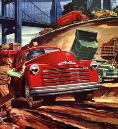 Plan59 :: Classic Trucks :: 1952 Chevrolet