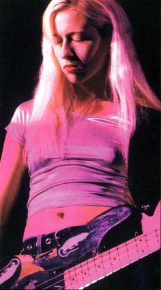 The Smashing Pumpkins D'arcy Wretzky