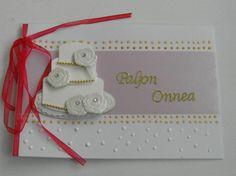 Kortti #81 / Greeting card by Miss Piggy