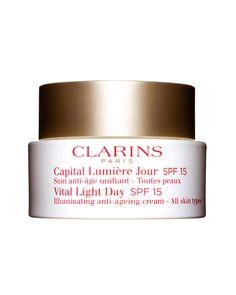 Vital Light Day Cream SPF 15 - Clarins
