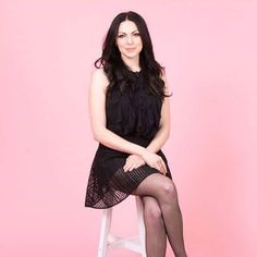 Laura Prepon, Orange Is The New Black, Girl Crushes, My Girl, Interview, High Neck Dress, Celebs, Actresses, Instagram Posts
