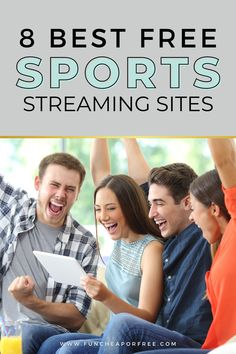 The weather may be cooling down, but the sports season is just heating up. Even if you've cut the cord, free sports streaming sites can keep you from missing all the action. Whether you're looking for ways to catch The World Series, your favorite college team, or watch your favorite team face their rival on Monday night, we've got the info you need to watch it all live and for free. Nfl Sunday Ticket, Pop Up Blocker, Amazon Prime Membership, Sports Channel, Search Video, Streaming Sites, Monday Night, Live Tv