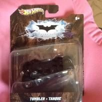 THE BATMAN TUMBLER TANQUE HAVE IN HAND RARE TO FIND