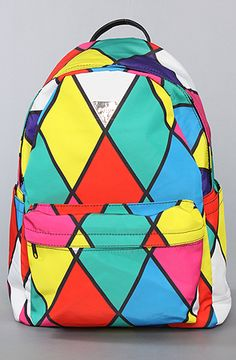 Joyrich The Colored Diamond Supply Backpack : MissKL.com - Cutting Edge Women's Fashion, Accessories and Shoes. #MissKL #WinYourPin