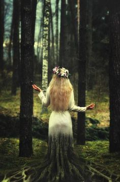 princess of the woods