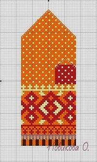 Традиционное узорное вязание Knitted Mittens Pattern, Knit Mittens, Knitted Gloves, Knitting Charts, Hand Knitting, Knitting Patterns, Crochet Patterns, Pixel Crochet, Knit Art