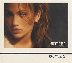 """For Sale - Jennifer Lopez On The 6 - Sampler UK Promo  CD single (CD5 / 5"""") - See this and 250,000 other rare & vintage vinyl records, singles, LPs & CDs at http://991.com"""