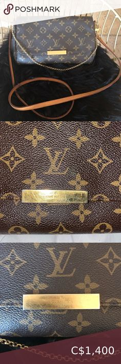 No cracks or tears. Date code in pics, this is an authentic piece. Smoke free home. Louis Vuitton Monogram, Crossbody Bags, Smoke Free, Best Deals, Closet, Fashion Trends, Accessories, Things To Sell, Armoire