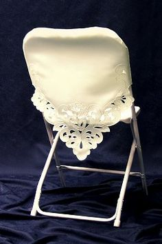 Folding Chair Cover Sizing Chart Wedding Planning Tools