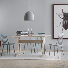 Pinnockio stol - Pinnockio stol - svenssons grå