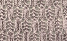 Lily of the valley. Lace stitch