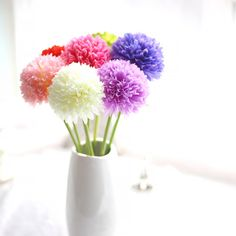 Image result for round flowers