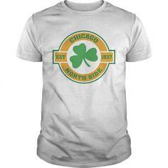 Show your Chicago Irish North Side shirt - Wear it Proud, Wear it Loud!