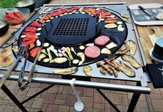 Garry Arque Style Grilling, Bbq, Style, Barbecue, Swag, Barrel Smoker, Crickets, Outfits