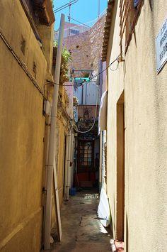 Marseille le Vallon des Auffes, une impasse
