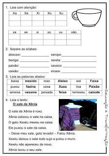 Blog Educação e Transformação: 👍Reforço de português para o 1° e 2° ano Portuguese Language, Toddler Activities, Education, Words, Free, Blog, Classroom, Reading Activities, Kids Learning Activities