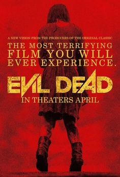 Evil Dead 2013 TV Spot hits the Internet | Disgusting
